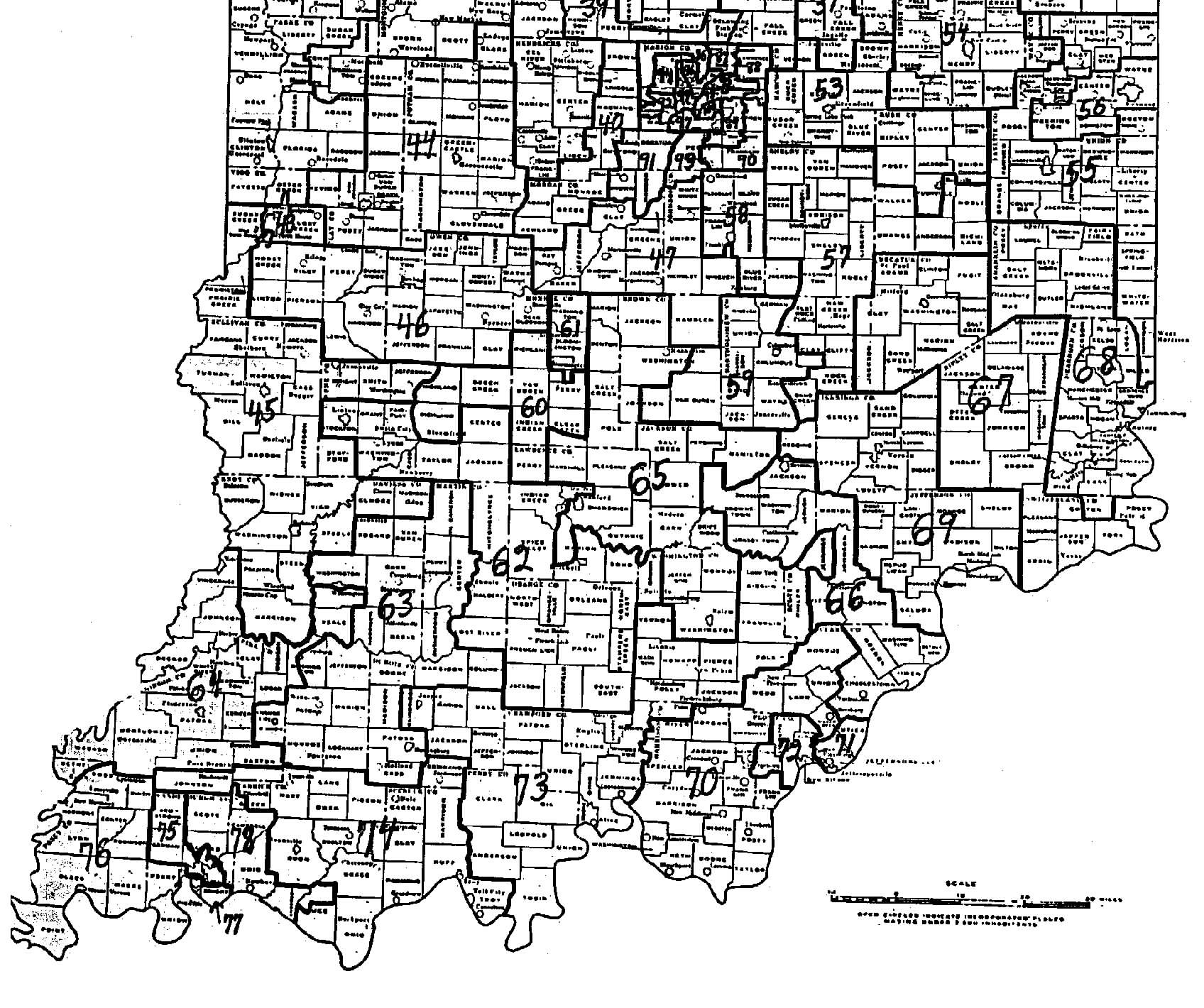Guide: Apportionment/Reapportionment in Indiana | Indiana University ...